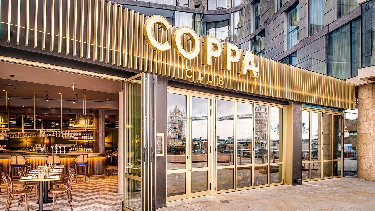 Coppa Club (Tower Bridge) - Tower Hill, East London