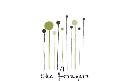 The Foragers -logo
