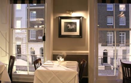 The Running Horse (Marylebone) -1
