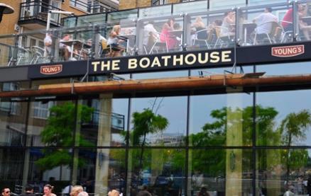 The Boathouse - Putney -1