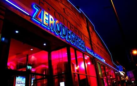 Zerodegrees (Cardiff) -1