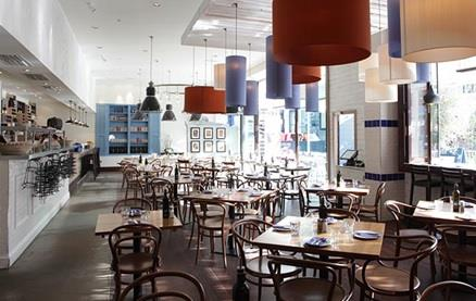 The Real Greek (Westfield Stratford City) -1