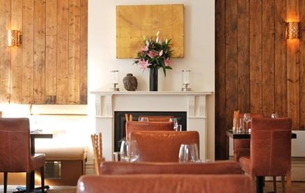 Hudson Steakhouse -Interior 1