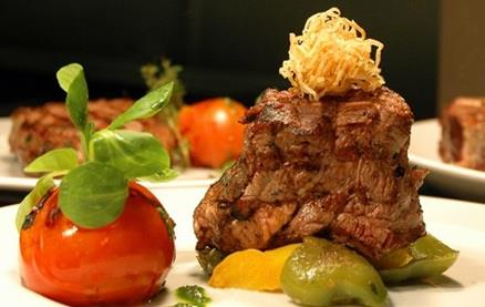 Porterhouse Steakhouse -Food 1