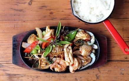 Rosa's Thai Café (Spitalfields) -Rosas Food 1