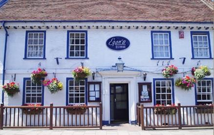Egan's Restaurant -Exterior 1