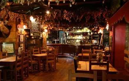 The Wild Duck Inn -Interior 1