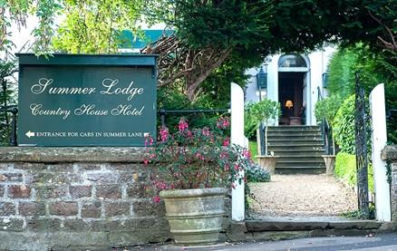 Summer Lodge Country House Hotel -Exterior 1