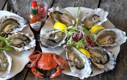 Crab House Café -Food 1