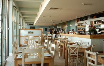 WestBeach Bar and Restaurant -Interior 1
