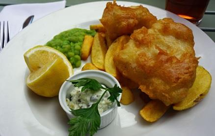The Red Lion (Horsell) -Food 2