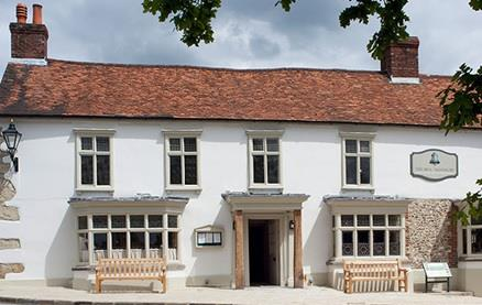 The Bell at Ramsbury -Exterior 1