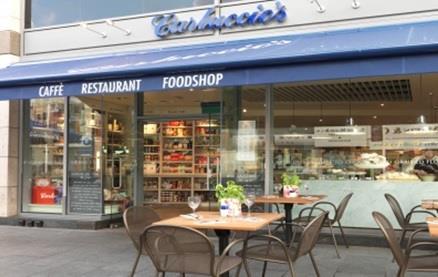 Carluccio's (Liverpool) -Exterior 2