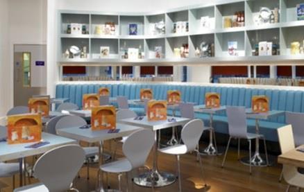 Carluccio's (Leicester) -Interior 1