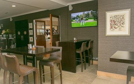 The Restaurant @ Windlesham Golf Club -Interior 2