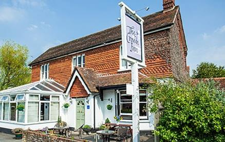 The Crown Inn (Dial Post) -Exterior 1