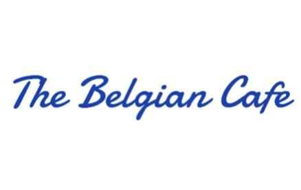 The Belgian Café -Logo