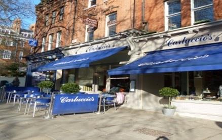 Carluccio's (Hampstead) -Exterior 1