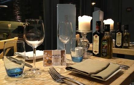 Tanroagan Seafood Restaurant -Interior 1