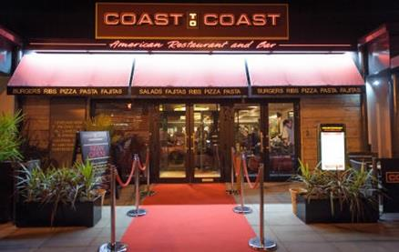 Coast to Coast (Solihull) -Exterior 1