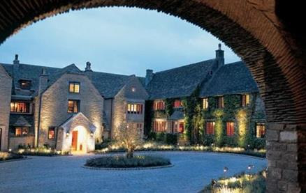 The Dining Room @ Whatley Manor -Exterior 1