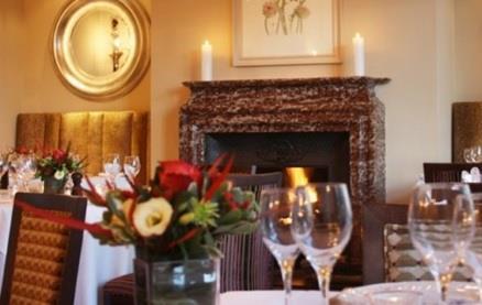 The Restaurant @ Ockenden Manor  -Interior 1