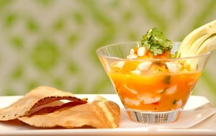 Lupita Central -Food 1