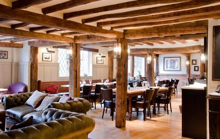 The Onslow Arms -Interior 1