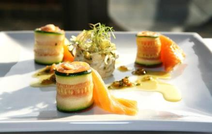 Eighteenth Restaurant -Food 1
