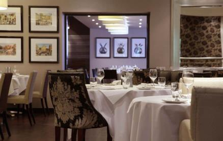 Heathcotes Brasserie -Interior 1