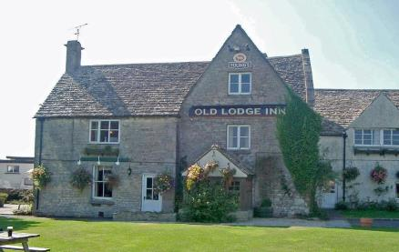 The Old Lodge -Exterior 1