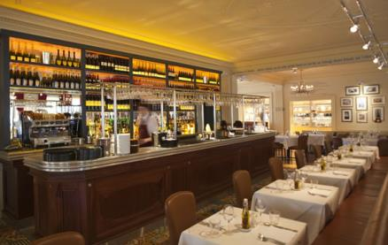 Brasserie Blanc (Bath) -Interior 1