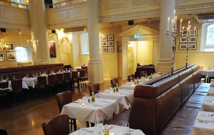 Brasserie Blanc (Bristol) -Interior 1