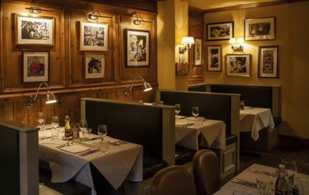 Brasserie Blanc (Chancery Lane) -Interior 1