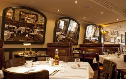 Brasserie Blanc (Farnham) -Interior 1