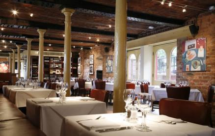 Brasserie Blanc (Leeds) -Interior 1