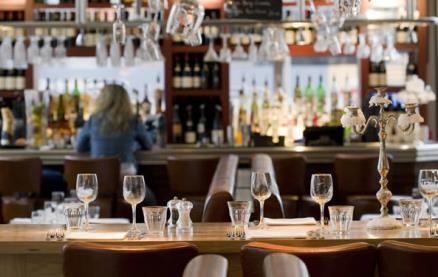 Brasserie Blanc (Milton Keynes) -Interior 1