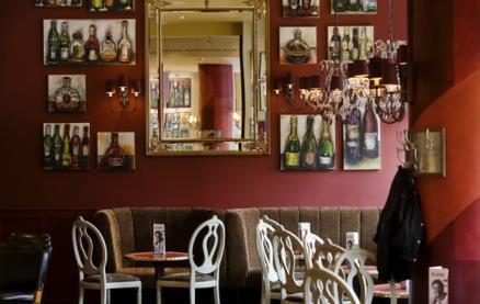 Brasserie Blanc (Portsmouth) -Interior 1