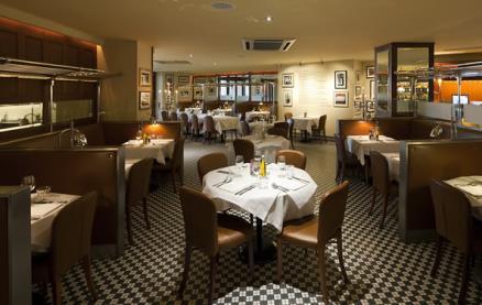 Brasserie Blanc (Southbank) -Interior 1