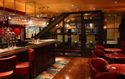 Brasserie Blanc (Threadneedle Street) -Interior 1