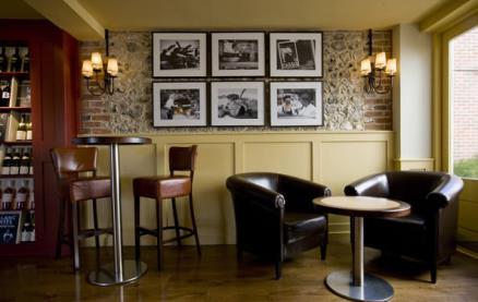 Brasserie Blanc (Winchester) -Interior 1
