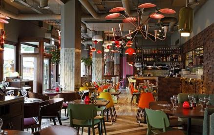 Las Iguanas (Kingston-Upon-Thames) -Interior 1
