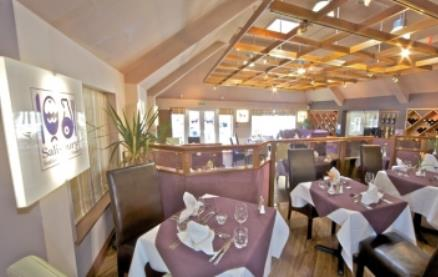 Salisbury Seafood & Steak House -Interior 1