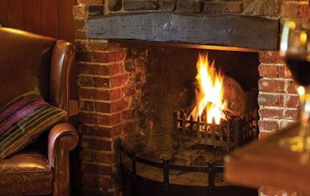 The Royal Oak Inn -Interior 1