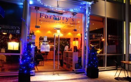Forbury's -Exterior