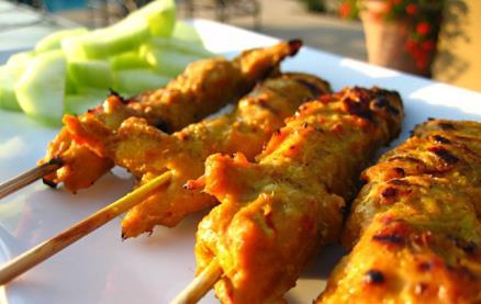 Bali Brasserie -Food 1