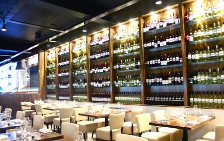Chelsea Bar & Brasserie -Interior 1