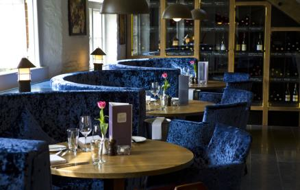 The Coach House by Michael Caines -Interior 1