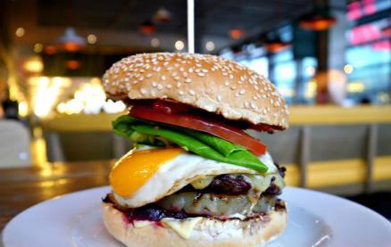 Gourmet Burger Kitchen (Aylesbury) -Food 1