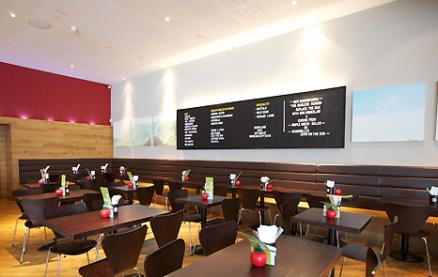 Gourmet Burger Kitchen (The Mailbox) -Interior 1
